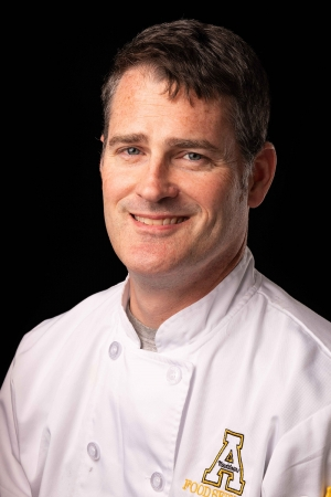 A head shot of Chef Danny Bock