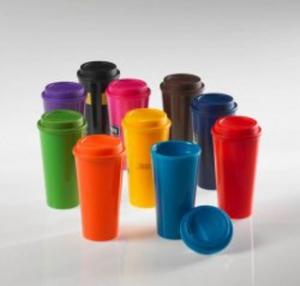 Assortment of reusable cups