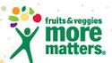 fruits & veggies - more matters logo