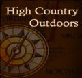 High Country Outdoors logo