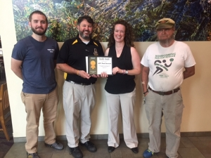 Food Services receives loyalty award from H+HC
